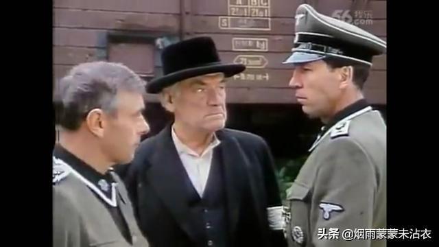 《逃离索比堡》中被犹太人打耳光的党卫军弗兰泽尔真的忏悔了吗?