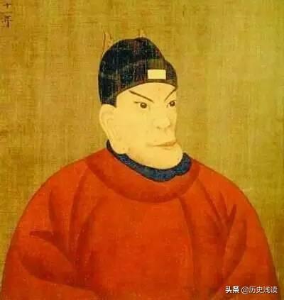 朱元璋让高僧写字,刚写第一个字,朱元璋一看立刻下令拖出去斩了
