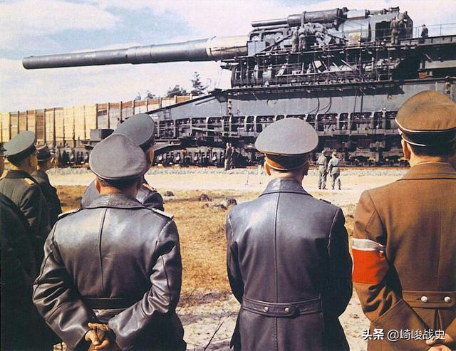古斯塔夫巨炮可以从柏林打到慕尼黑吗?