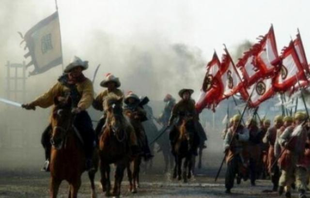 李自成突然被杀,他留下三十多万军队,战斗力不错但将领却很垃圾