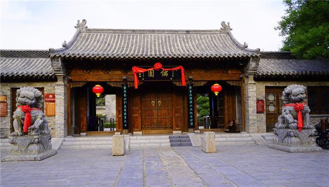 偶园,江北古城名园