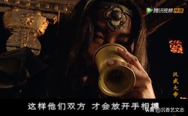 汉武大帝:汉朝内战一触即发,中行说的八字方针到底有多毒?