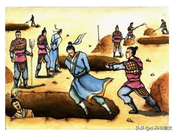 秦始皇做了哪些事,让世人误解了两千多年