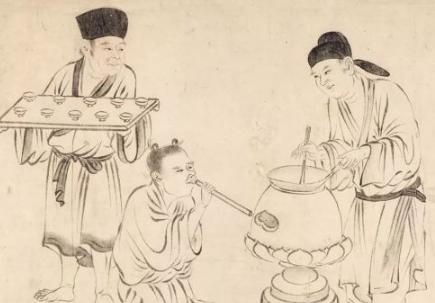 """""""挂羊头卖狗肉""""是怎么来的?宋朝人不吃炒菜不吃海鲜吃些什么?"""