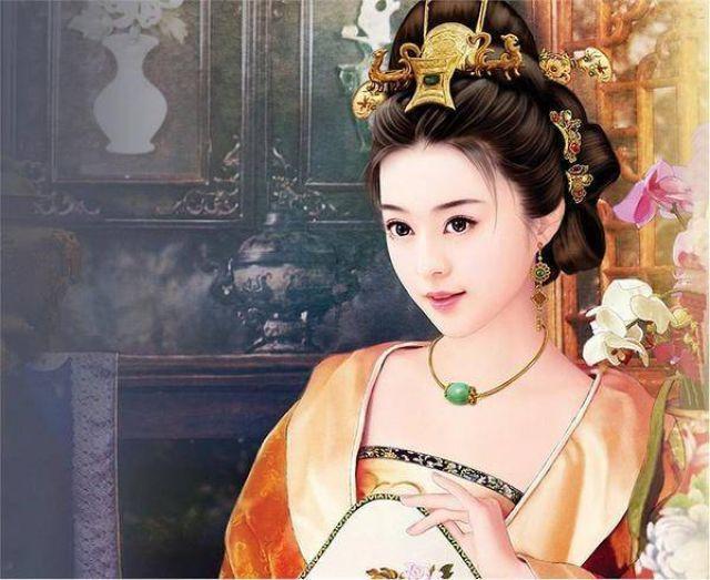 此女是皇帝的姑姑,被皇帝宠爱封为皇后,最终养男宠气死皇帝
