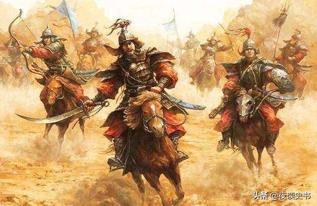 中国历史上有哪些大一统王朝曾被视为蛮夷?答案是共有三个