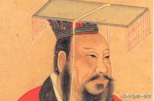 中国历史上唯一以抽签登上皇位的皇帝