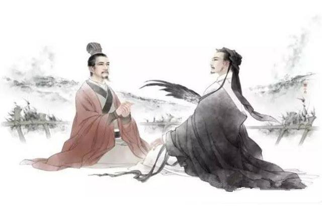 诸葛亮:我不恨刘备,只恨这捉弄人心的命运