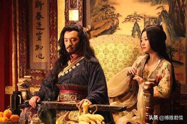 萧皇后连续六任丈夫皆为皇帝,她生而为帝王准备的