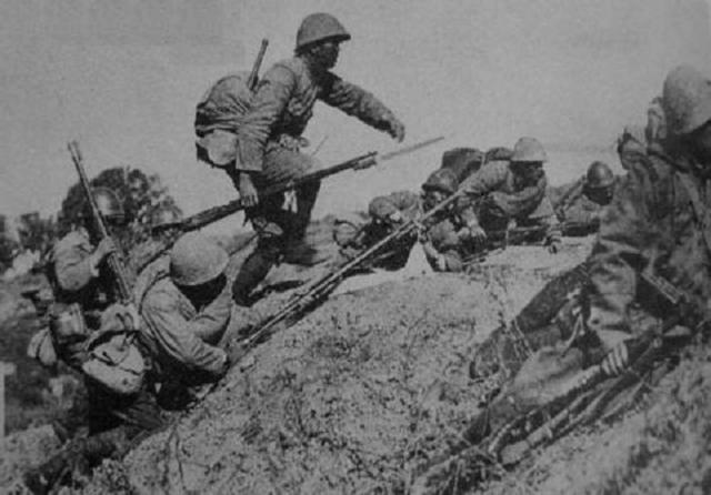 抗战时,日军为何不进攻陕西?曾打过六次,表示纯属浪费兵力