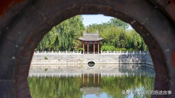 河南现存最大的古建筑群落,为皇帝祭祀而建,已有1400多年历史