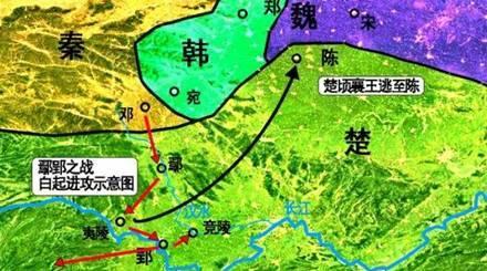 楚王的后裔却当了秦国的英雄,杀了楚国几十万人还烧了老祖宗的坟