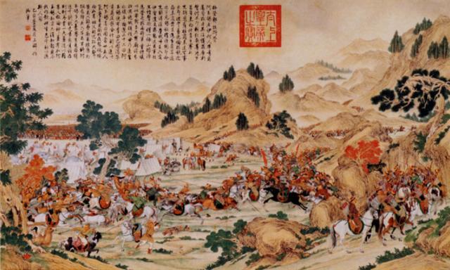 清军远征准噶尔部,实力人数都占据优势的情况下,为何全军覆没?