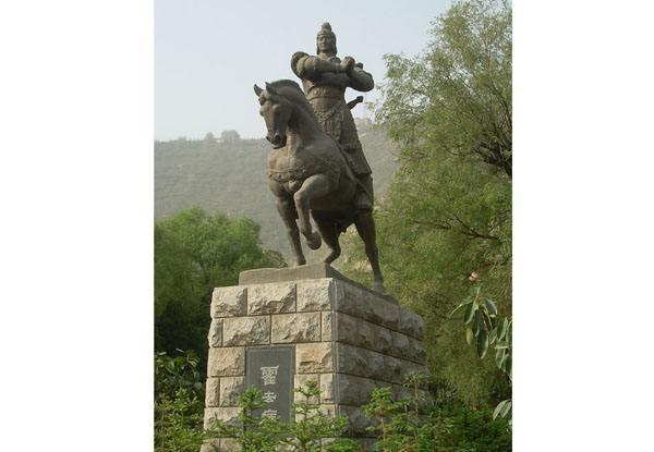 古代最能打仗的五大名将,项羽几乎垫底